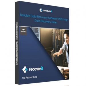 Wondershare Recoverit Registration Key