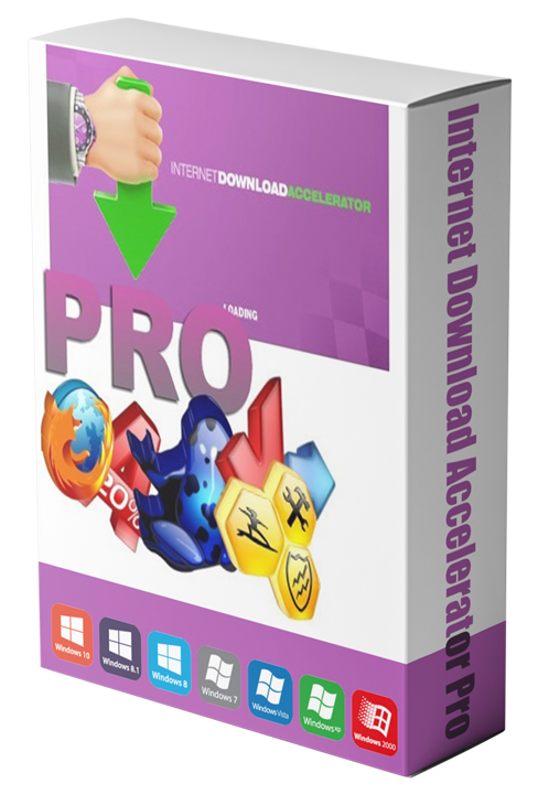 Internet Download Accelerator Pro Serial Key