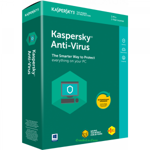 Kaspersky Antivirus 2020 Crack