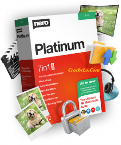 Nero Platinum 2020 Crack