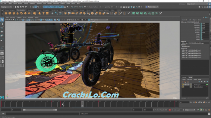 Autodesk Maya 2020 Serial Key