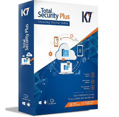 K7 Total Security 2020 Crack