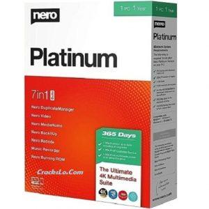 Nero 2020 Platinum Crack
