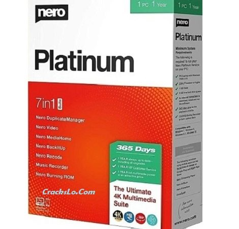 Nero 2020 Platinum Crack