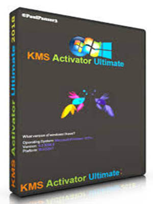 Windows KMS Activator Ultimate Crack