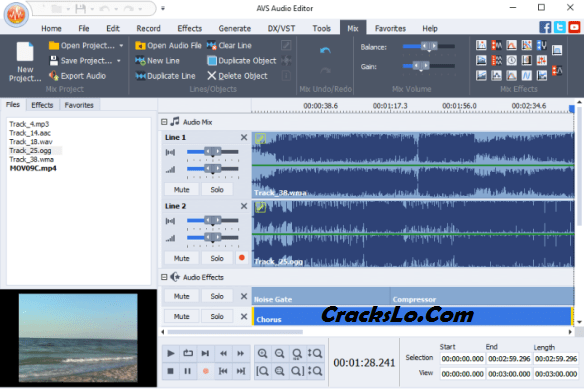 AVS Audio Editor Activation Key