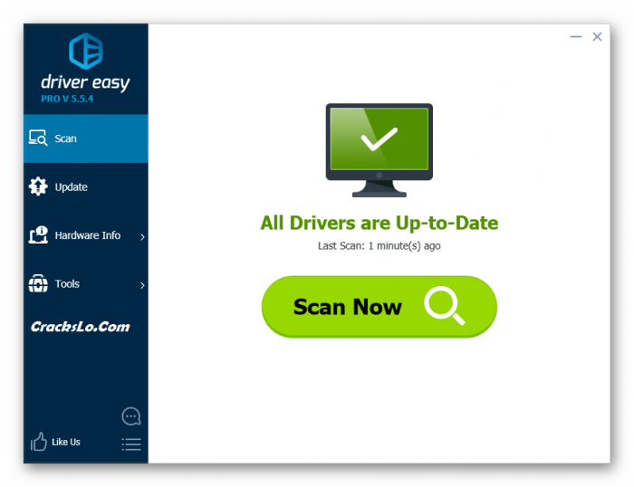 Driver Easy Pro 5.6.14 Crack + License Key Download 2020