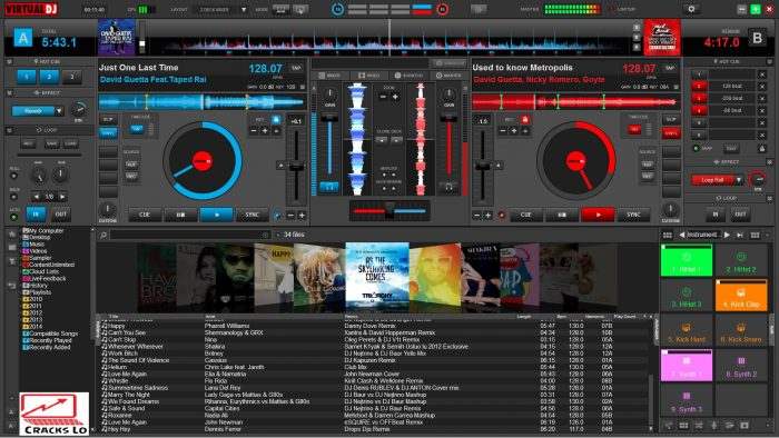 Virtual DJ Pro License Key