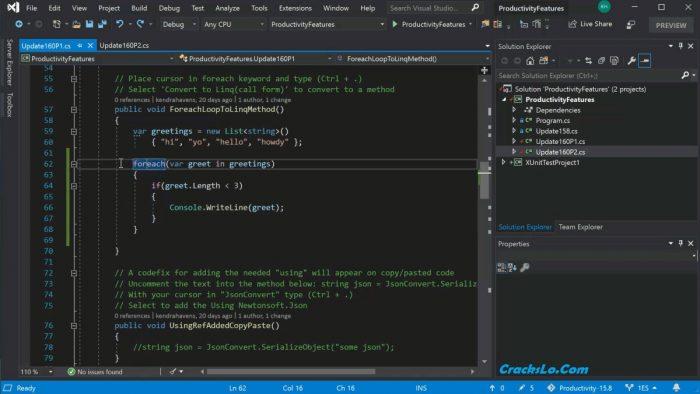 Visual Studio 2020 Product Key