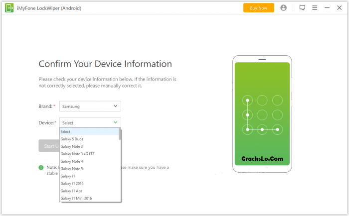 iMyFone LockWiper Registration Code