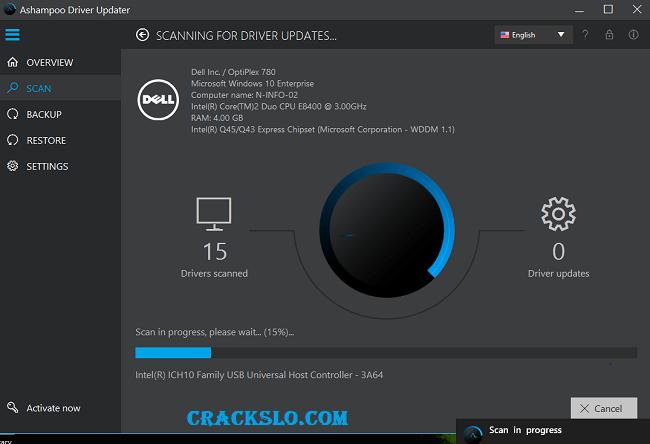 Ashampoo Driver Updater Serial Key