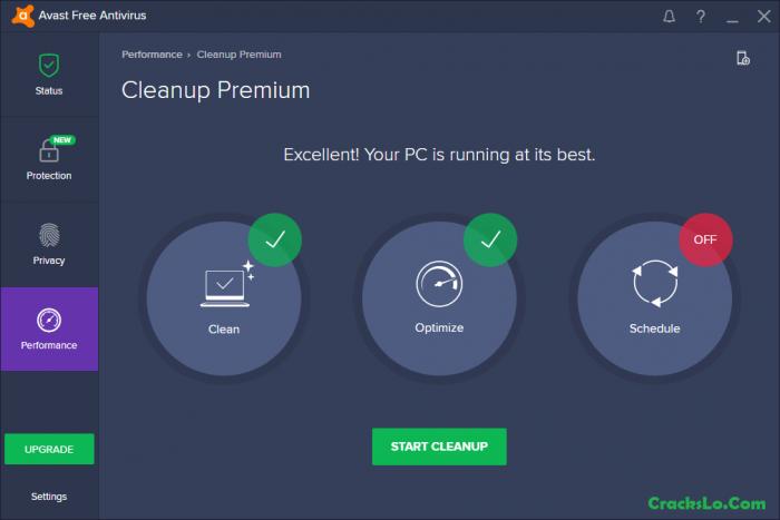 Avast Cleanup Premium 2020 License Key