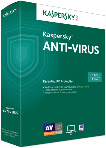 Kaspersky Anti-Virus Crack