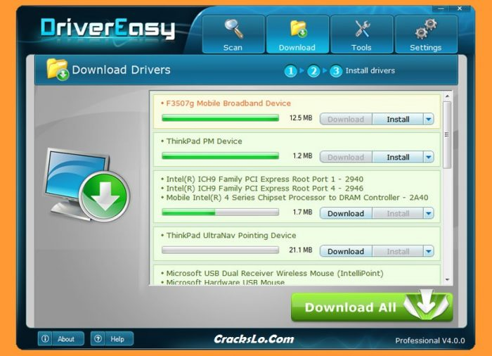 Driver Easy Professional Activation Key