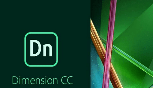 Adobe Dimension CC Crack