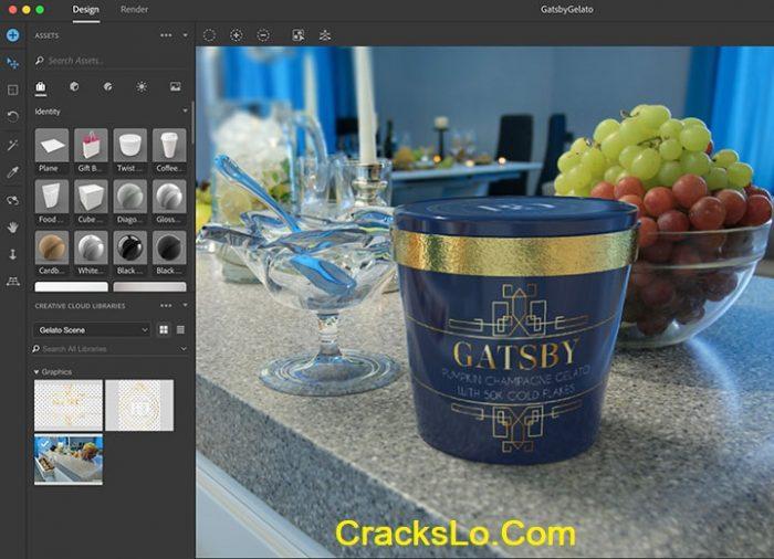 Adobe Dimension CC Full Version