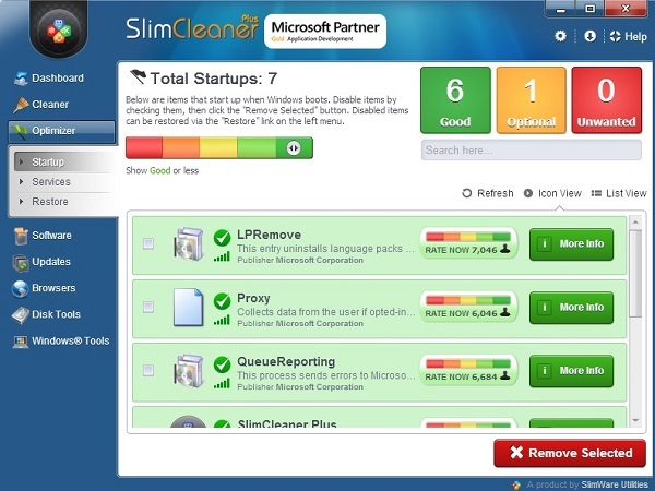 SlimCleaner Registration Key