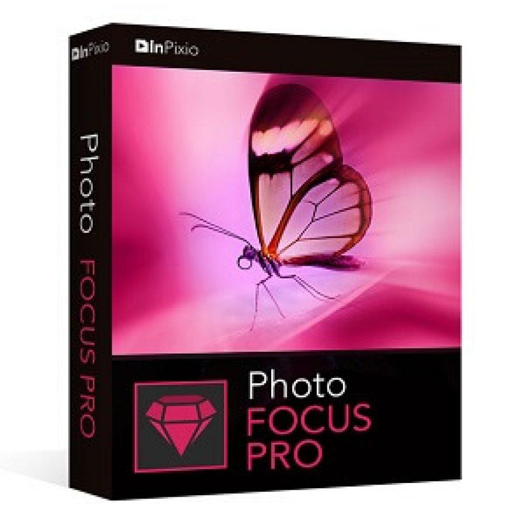 InPixio Photo Focus Crack