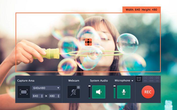 Movavi Screen Capture Studio Mac
