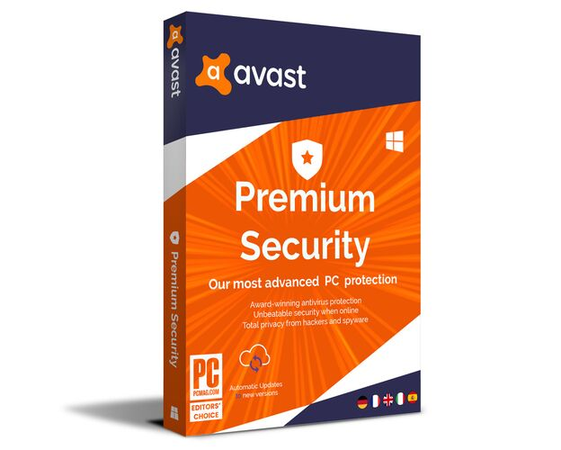 Avast Premium Security Activation Key