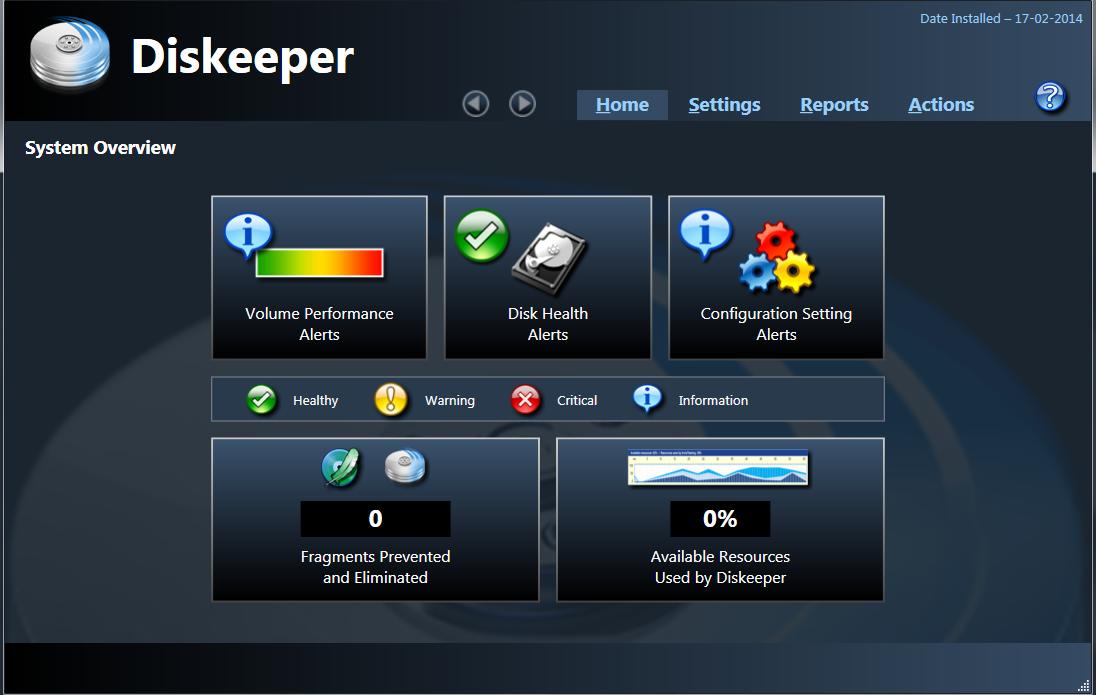 Diskeeper Professional License Key
