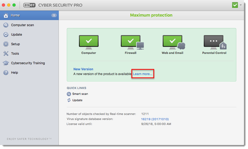 ESET Cyber Security Pro Download